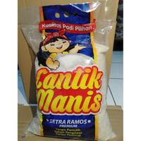 Beras CANTIK MANIS ( Pandan Wangi / Setra Ramos ) 5kg variant