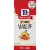 Best Seller Mccormick Pure Almond Flavor Extract Pastry Baking Cake