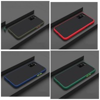 SAMSUNG S10 LITE 2020 SOFT CASE MATTE COLORED FROSTED