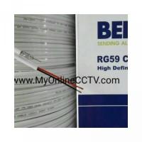 ZeR Up Kabel Kamera CCTV Belden Coaxial Power RG59 RG6