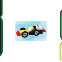 Gigo Speed Chaser Educational Toys 3 .