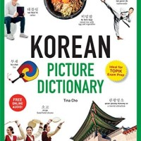 Korean Picture Dictionary Learn 1500 Korean Words And Phrases