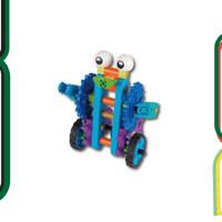 Gigo Robots Educational Toys 3 .