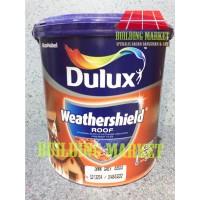 Cat Genteng Dulux Weathershield Roof 2.5 Liter Ready Mix