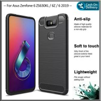 Case Asus Zenfone 6 6Z Soft Case Premium Casing Slim Cover