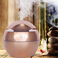 Pelembab Udara Air Humidifier Ultrasonic Aromatherapy Touch Button
