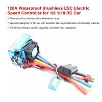 Esc Brushless 120a Sensorless waterproof