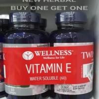 VITAMIN E WELLNESS..bukan blackmores natural E ..vitamin E