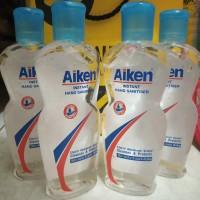 Hand Sanitizer Aiken Gel 200ml bukan Antis Dettol