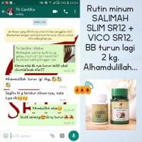 TESTI harga obat pelangsing dr sarah boyke thermolyte plus diet sugar