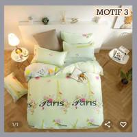 Sprei dan Bed Cover Anak Murah Single 120 Bedcover Microtex Motif Lucu