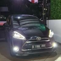 Philips Ultinon LED Toyota Sienta Q Full Set