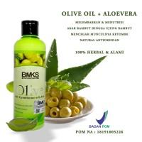 BMKS OLIVE CONDITIONER ~ Dengan Kandungan Ekstra Olive OIL & Aloevera