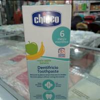 Chicco Dentrificio Toothpaste 6 + (pasta gigi)