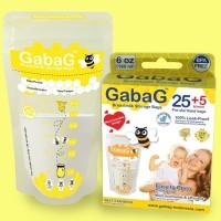Gabag / Breastmilk Storage Bags / Isi 30 pcs / 180 ml
