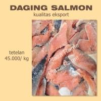 Salmon Tetelan Kualitas Eksport - 1 kg