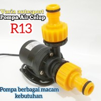 Pompa Air Celup R13 Mini DC 12V Kolam ikan Aquarium