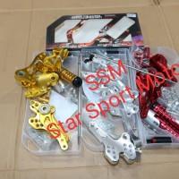 Underbone nui monster 3 Cbr 150 new facelift Cbr150r k45 atau cb150r