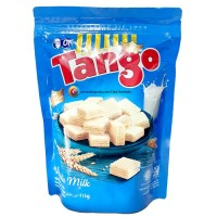 Tango Wafer Vanila Pouch 115gr