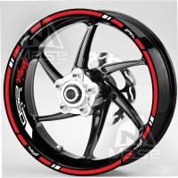 Stiker Velg motor Kawasaki Ninja Z250 Ring 17
