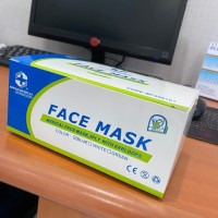 Masker face mask surgical disposable isi 50 pc