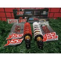 Shockbreaker Lexi YSS DTG-EVO 310mm Warna Merah & Putih