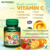 Vitamin C anak Nutrimax kids Asli Bpom..bukan Vitamin C blackmores