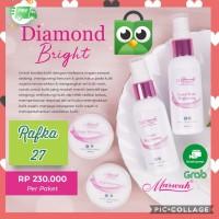 Diamond Bright Marwah Skincare HALAL & BPOM