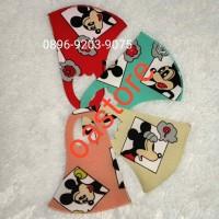 Masker Scuba Anak Mickey Mouse Disney Isi 6 Pcs