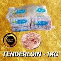 WAGYU SANTORI Tenderloin 1KG - Daging Steak Sapi TERMURAH