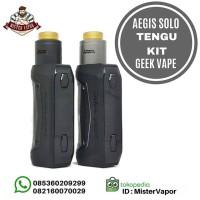AEGIS SOLO TENGU KIT, BLACK DAN GUNMETAL