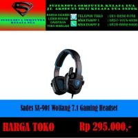 Sades SA-901 Wolfang 7.1 Gaming Headset