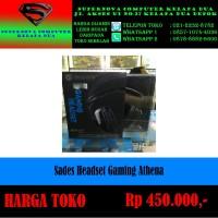 Sades Headset Gaming Athena