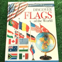 Wonder of learning Discover FlaGs of the World
