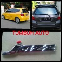 Emblem Honda Jazz Idsi Vtech Matic Manual bisa Fit 2003 2008 1 biji
