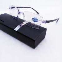 Kacamata Baca Anti Radiasi Lensa double