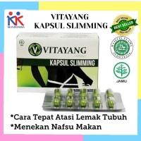 Vitayang Kapsul Slimming / Diet Herbal / Diet Sehat / 30kapsul