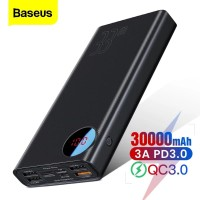 BASEUS 30000MAH MULIGHT QUICK CHARGE POWER BANK FOR IPHONE 11 PRO MAX