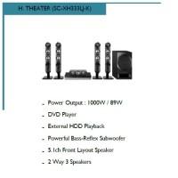 Home Theater Panasonic SC-XH333LJ-K