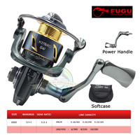 Reel Pancing Power Handle Fugu Kitaro 2000 SW