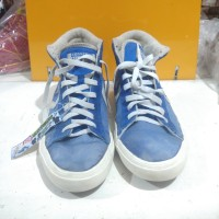 sneakers Converse high bahan kulit original no Vans, Sk8, Jack Purcell