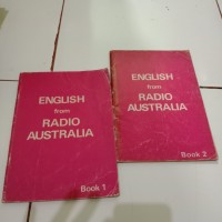 ENGLISH FROM RADIO AUSTRALIA BOOK 1 & 2