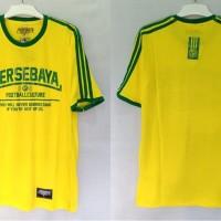 kaos persebaya football culture kuning