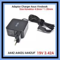 Adaptor Charger Laptop Asus Vivobook A442 A442U A442UF Original