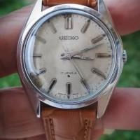 Seiko manual winding antik mulus 6300-8000