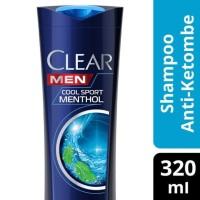 Clear Men Cool Sport Menthol 320ml