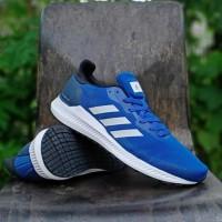 Adidas Solar Blaze Blue White.