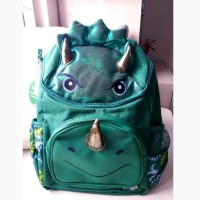 ORI SALE Smiggle Junior Backpack Bag Dino Dinosaur Tas Ransel Anak