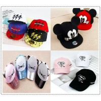 Topi Korea Anak/Topi Fashion Anak Import