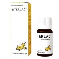 Interlac Drops / Interlac Drop Probiotic 5ml